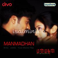 Manmadhan Album Poster