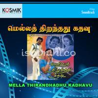 Mella Thirandhathu Kadhavu Album Poster