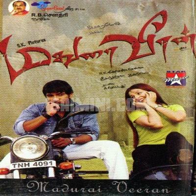Madurai Veeran Album Poster