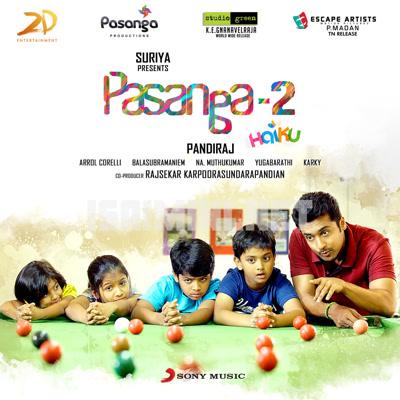 Pasanga 2 (2015) [Original Mp3] Arol Corelli