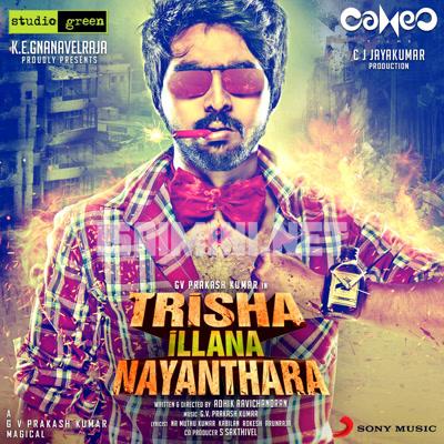 Trisha Illana Nayanthara (2015) [Original Mp3] G.V. Prakash Kumar