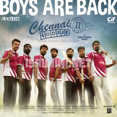 Chennai 28 Part 2 (2016) [Original Mp3] Yuvan Shankar Raja