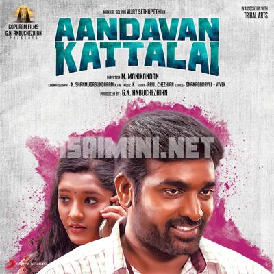 Aandavan Kattalai (2016) [Original Mp3] K
