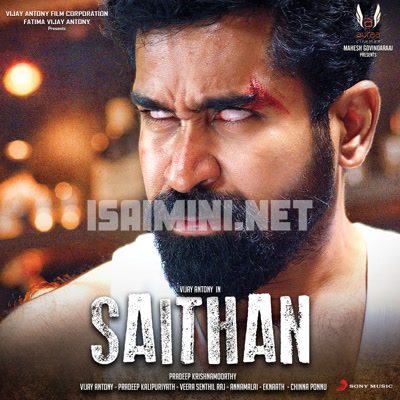 Saithan (2016) [Original Mp3] Vijay Antony