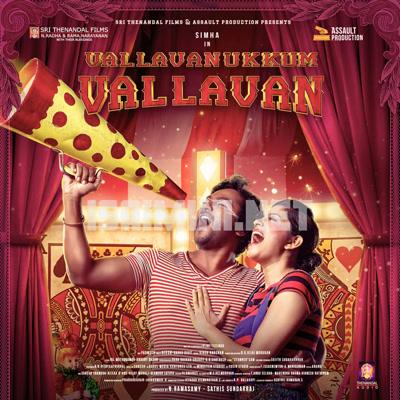 Vallavanukkum Vallavan (2016) [Original Mp3] Raghu Dixit