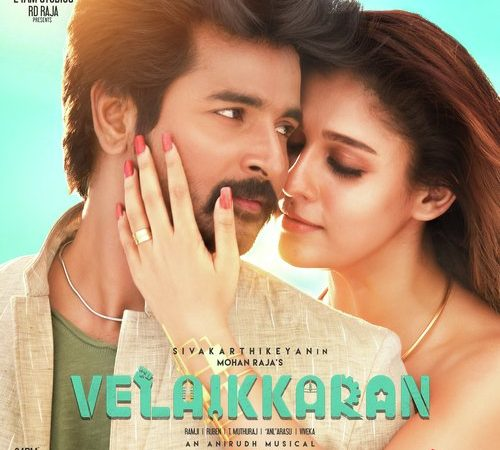 Velaikkaran (2017) [Original Mp3] Anirudh Ravichander
