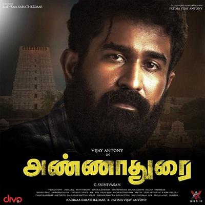 Annadurai (2017) [Original Mp3] Vijay Antony