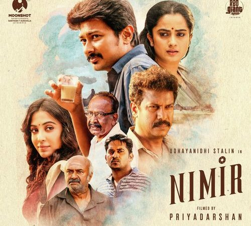Nimir (2018) [Original Mp3] Darbuka Siva, B. Ajaneesh Loknath