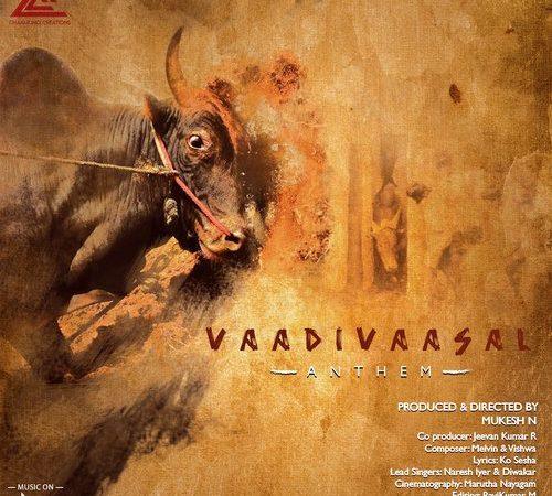Vaadivaasal Anthem (2018) [Original Mp3] Melvin – Vishwa