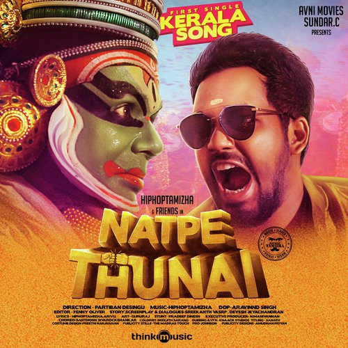 Natpe Thunai Album Poster