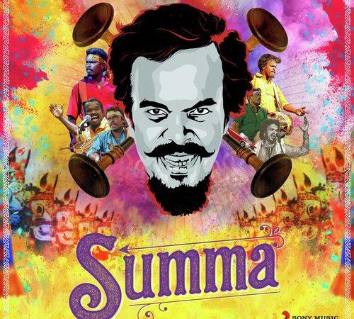 Summa (2019) [Original Mp3] Anthony Daasan