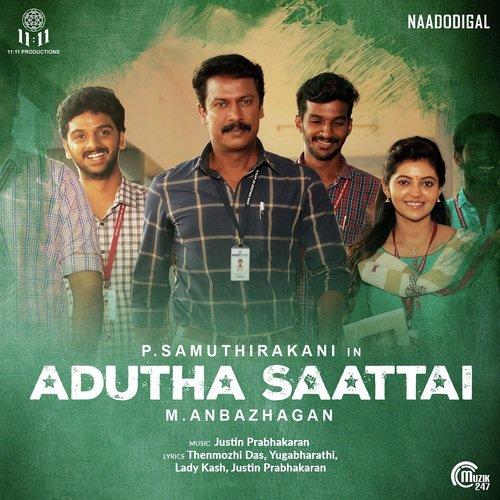 Adutha Saattai Album Poster