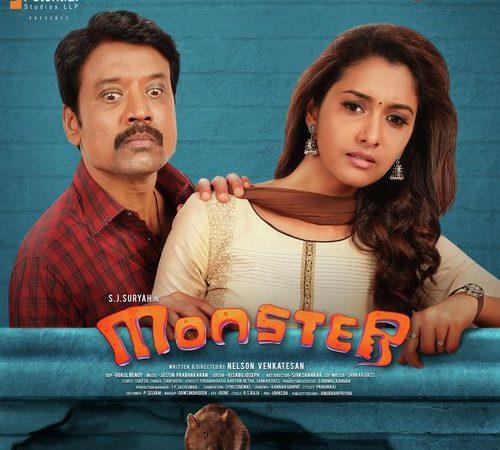 Monster (2019) [Original Mp3] Justin Prabhakaran