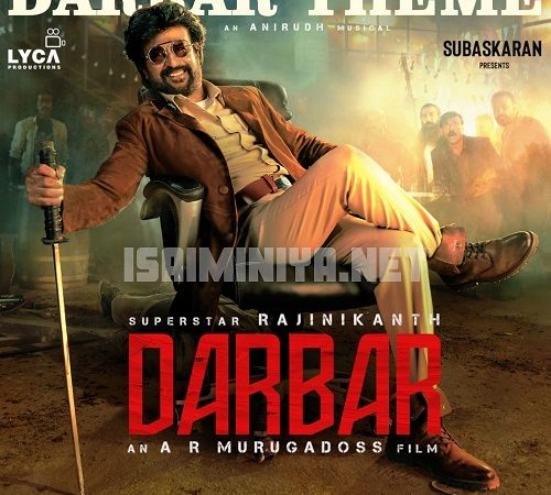 Darbar (2019) [Original Mp3] Anirudh Ravichander