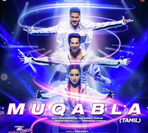 Street Dancer 3D Tamil (2019) [Original Mp3] Sachin-Jigar, Tanishk Bagchi, Badshah