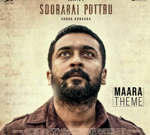 Soorarai Pottru (2020) [Original Mp3] GV Prakash Kumar