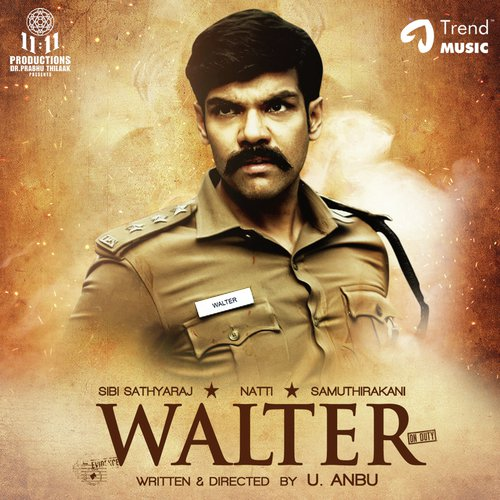 Walter Album Poster