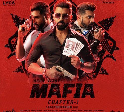 Mafia Chapter 1 (2020) [Original Mp3] Jakes Bejoy