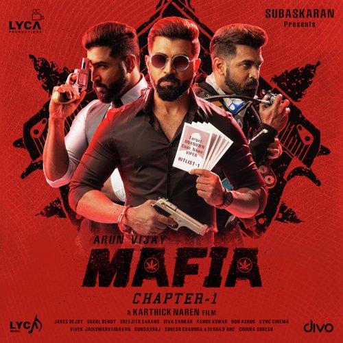 Mafia Chapter 1 Album Poster