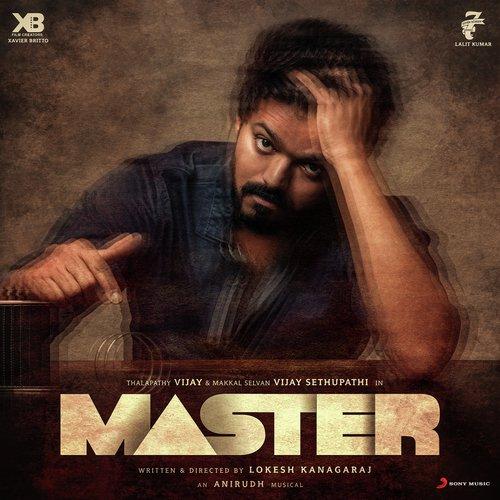 Master (Tamil) Album Poster