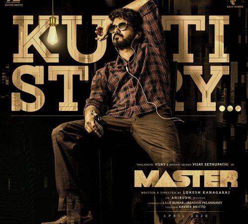 Master FLAC (2020) [Original Mp3] Anirudh Ravichander